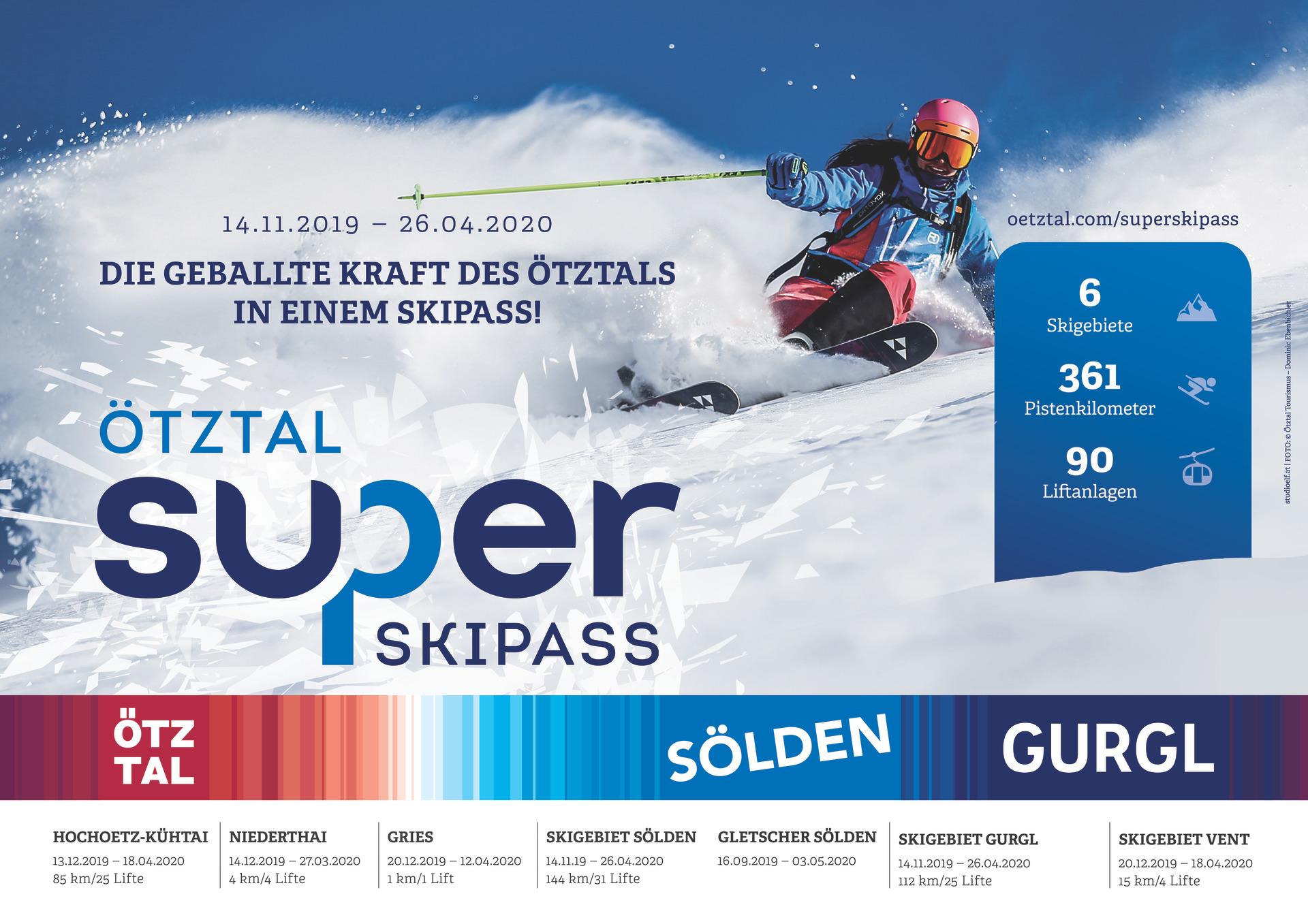 Ski Pass Prices Solden Hochsolden Exclusive Holiday Region In