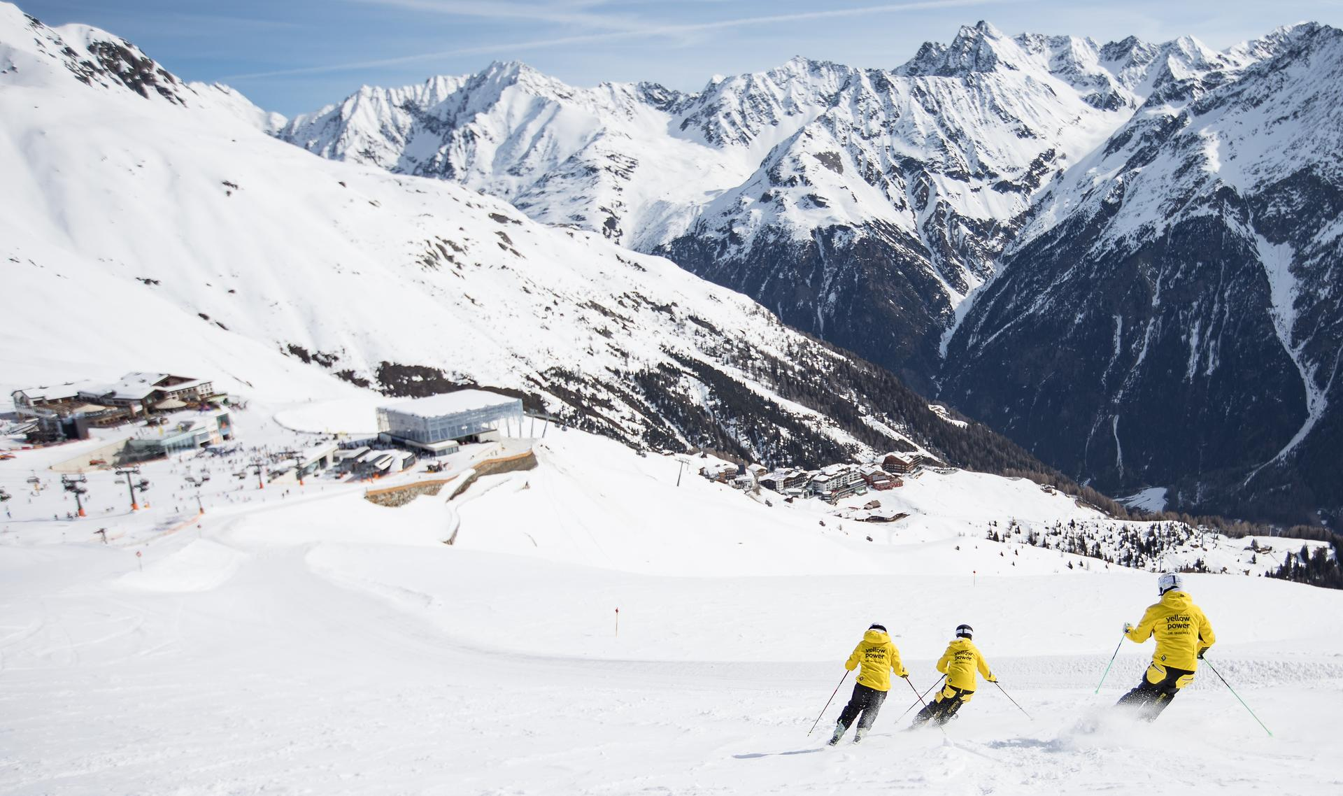 Ski resort Slden: private rooms Slden - BERGFEX